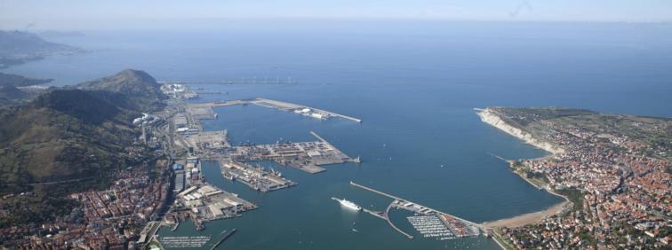 El proyecto del puerto de Bilbao funciona según lo esperado