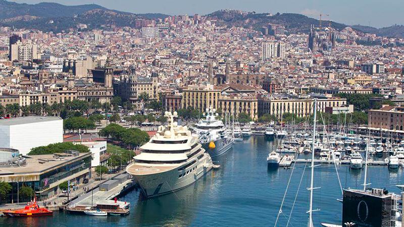 Saneamiento por vacío en puertos