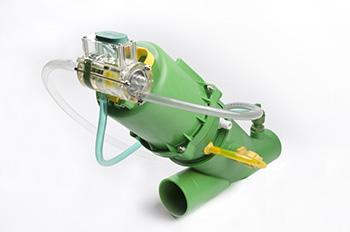 Flovac's vacuum valve