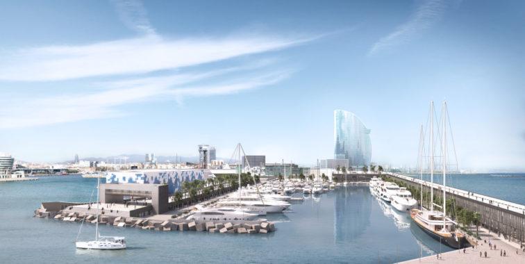 Imagen extraída de la web del puerto deportivo Marina Vela