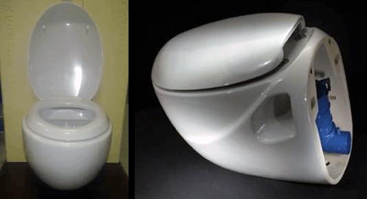 WC por vacío