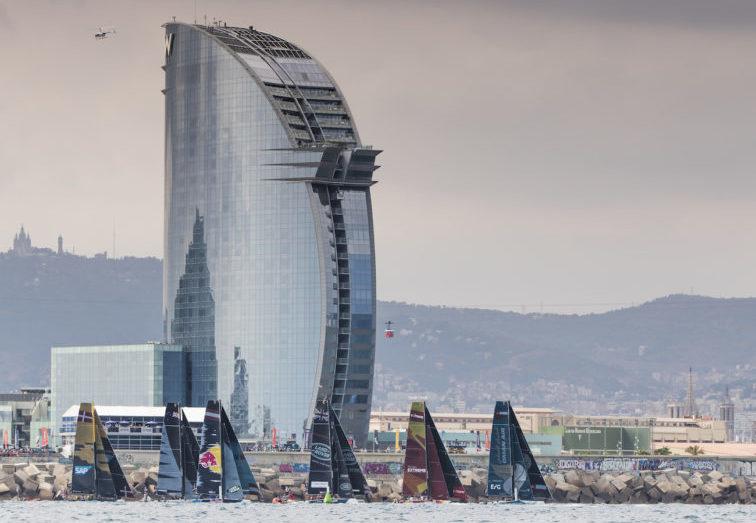 Marina Vela Extreme Sailing Series