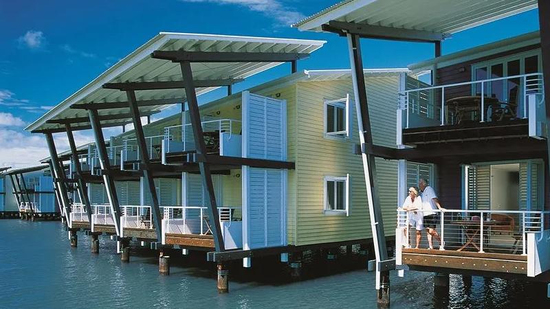 Environmental Success - Couran Cove Eco Resort