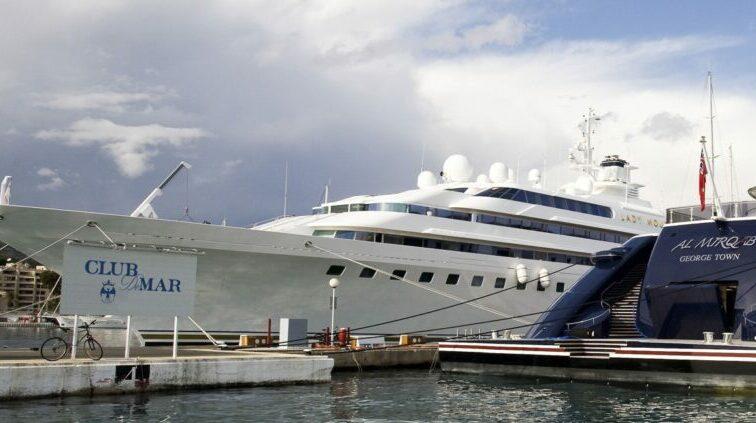 El nuevo pantalán de club de mar contará con tecnología Flovac
